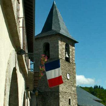 Création de sites Internet en Haut Languedoc. Mairie Le Soulié Hérault